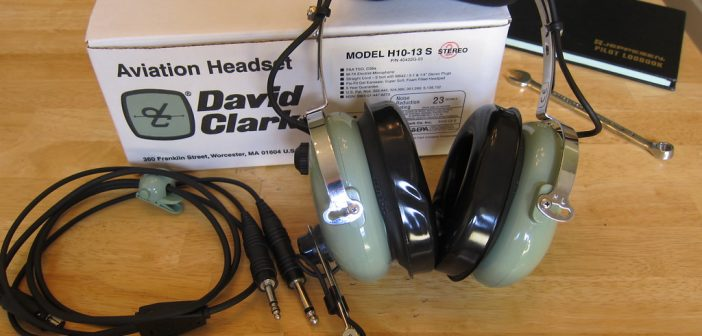 best aviation headsets